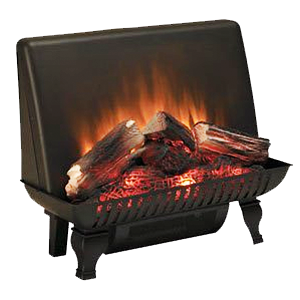 Electric Logs, Fireplace Log Sets, Heater Logs, Ventless
