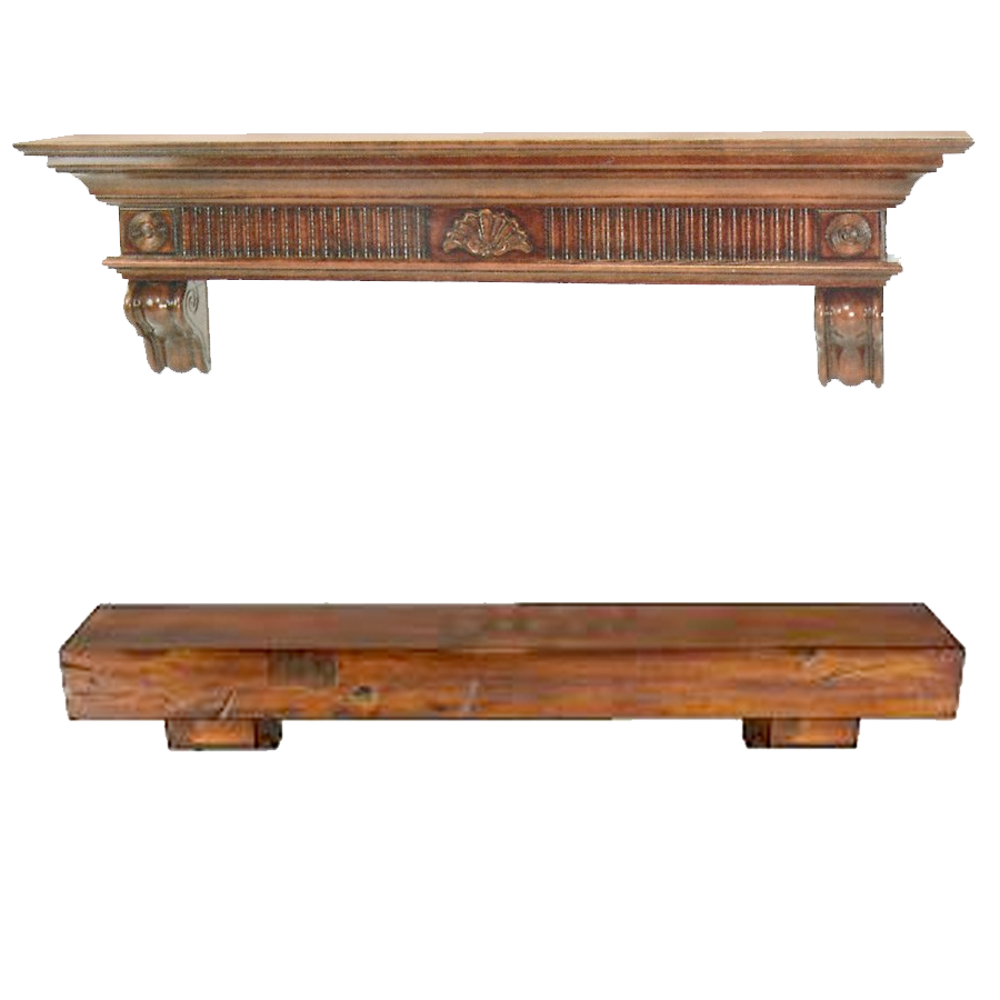 Fireplace Mantel Shelves Amazoncom