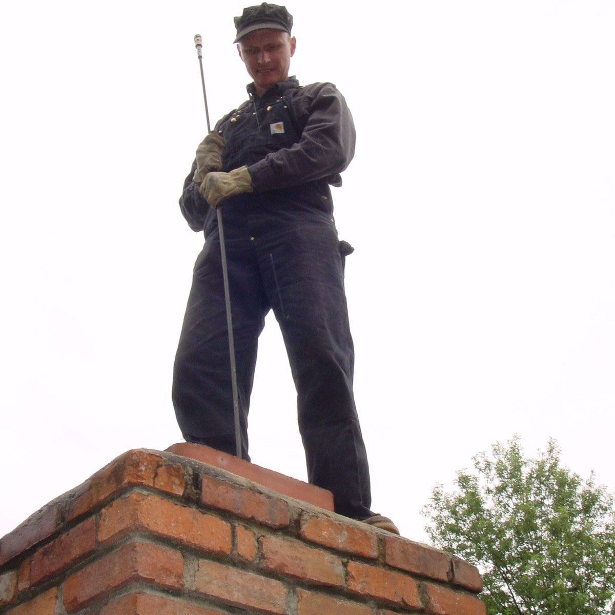 Cleaning Your Chimney
