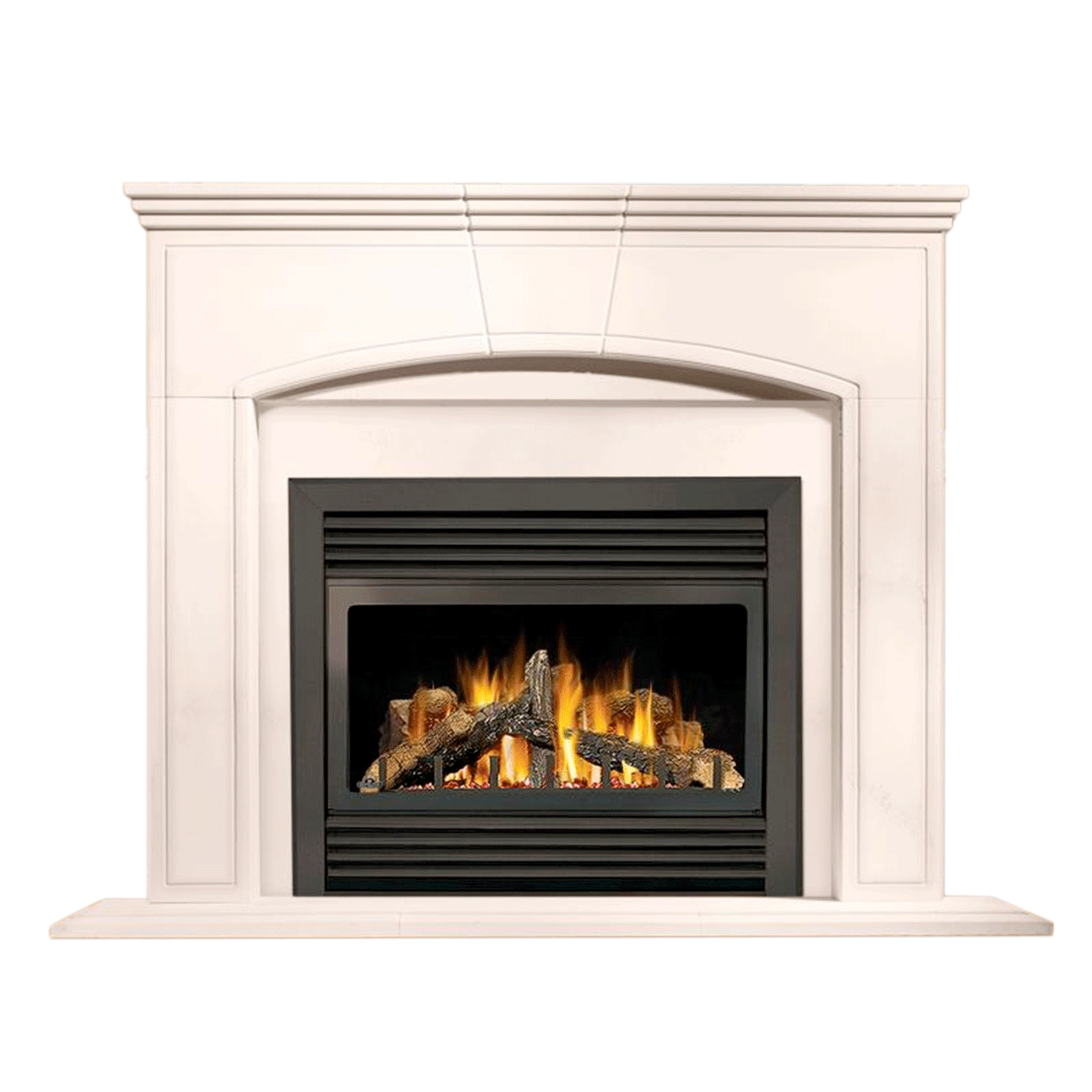 Gas stoves gas stoves and fireplaces for Electric fireplace wiki