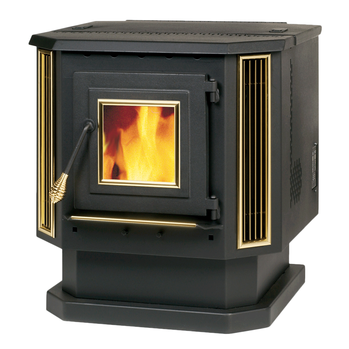 Wood Burning Stoves Vented Gas Stoves Pallet Stoves