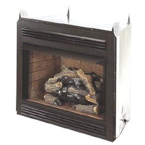 Vent Free Fireplace Installation