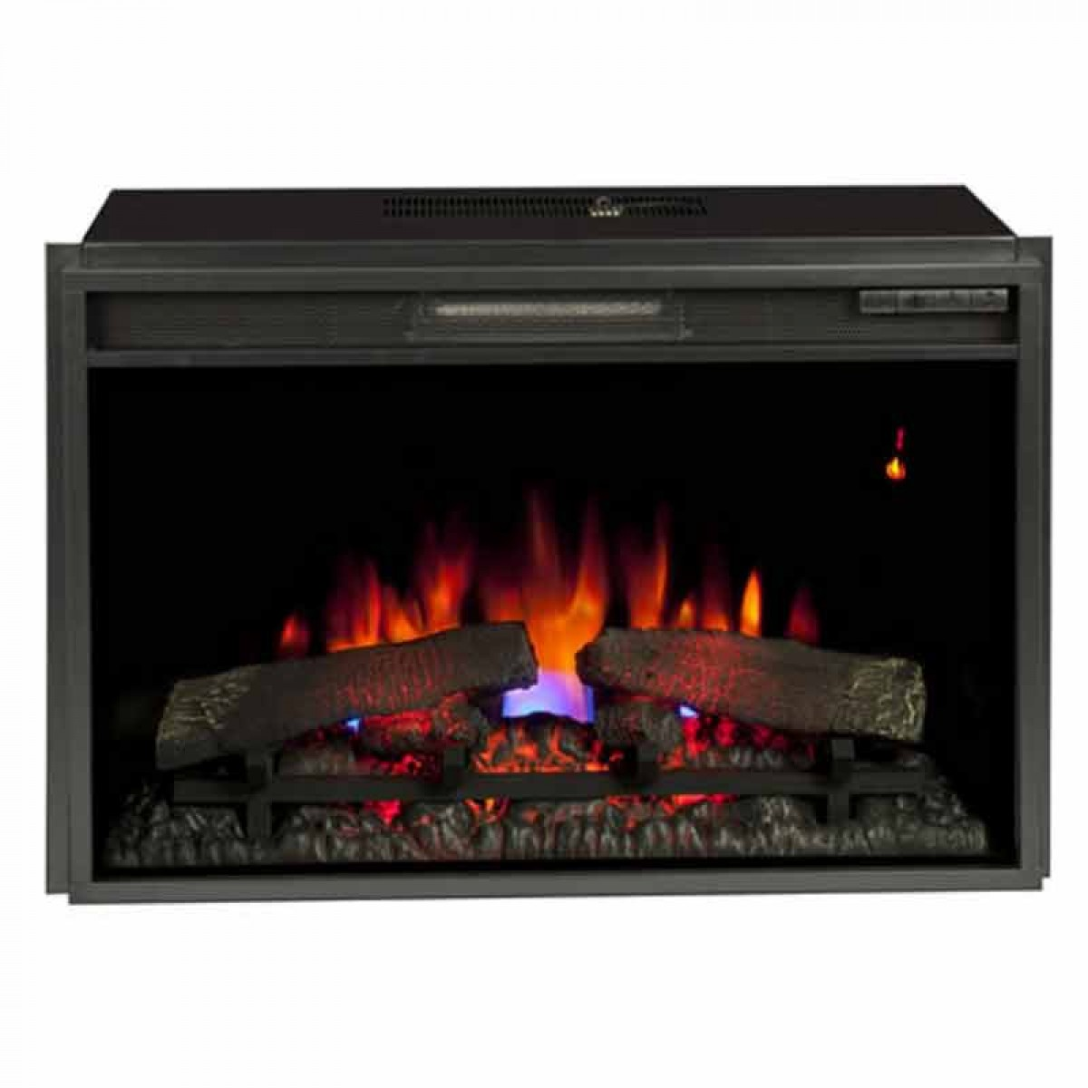"Classic Flame 26EF031GRP 26"" Spectrafire Plus with Safer"