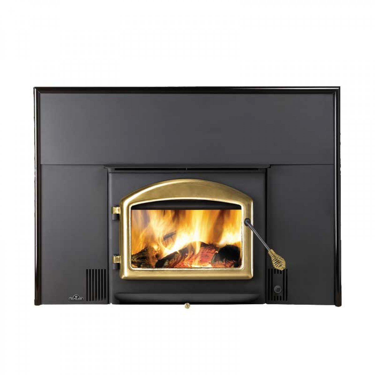 Napoleon Oakdale Epi 1101 Wood Burning Fireplace Insert At