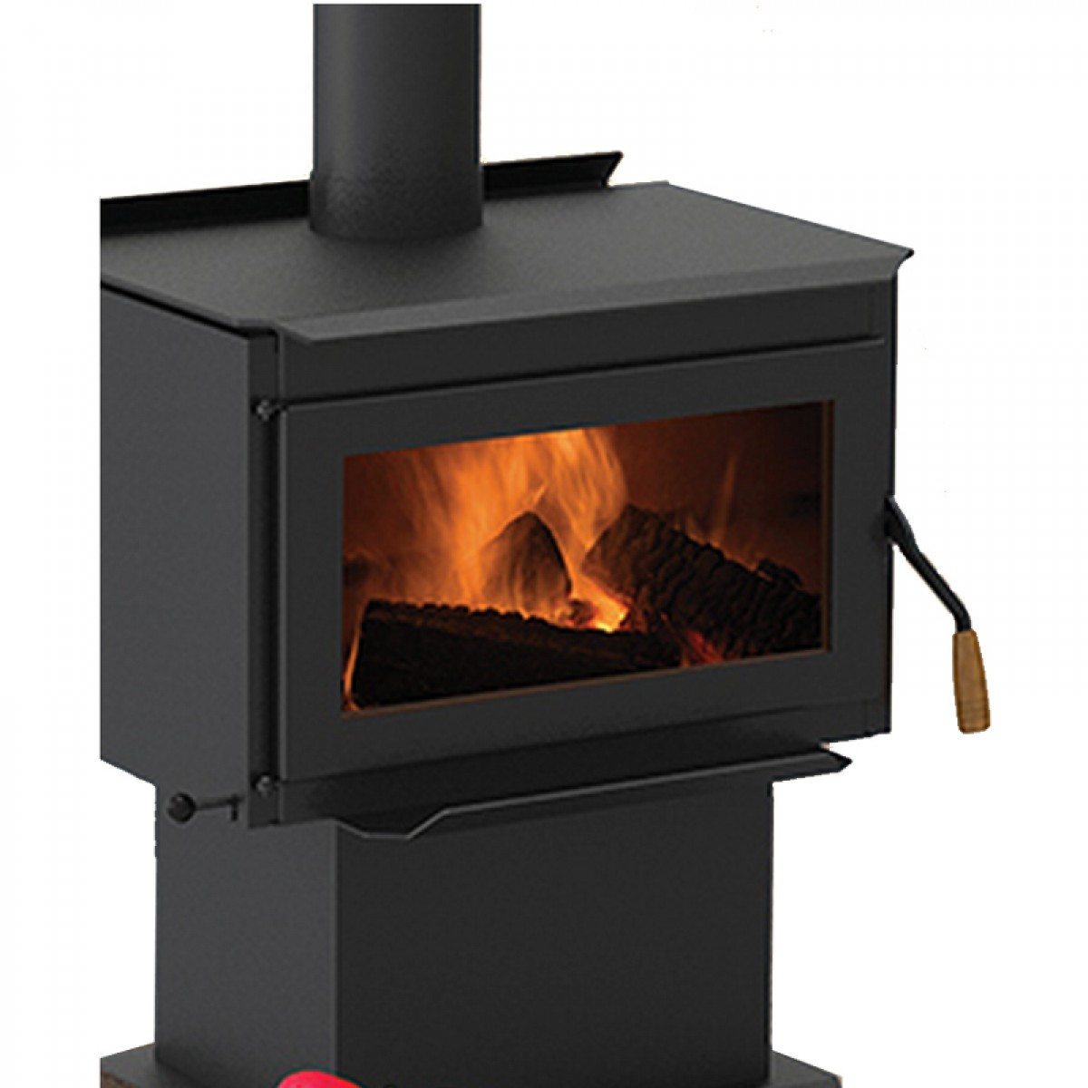 Ihp Superior Wxs2021 Wood Burning Stove Body