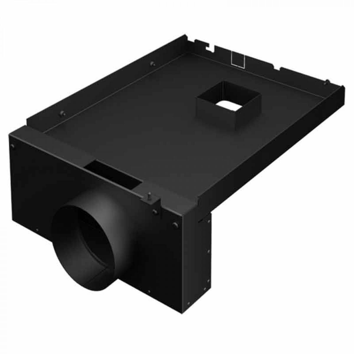 Osburn Ac01338 5 In Fresh Air Intake Kit For Wood Stove On