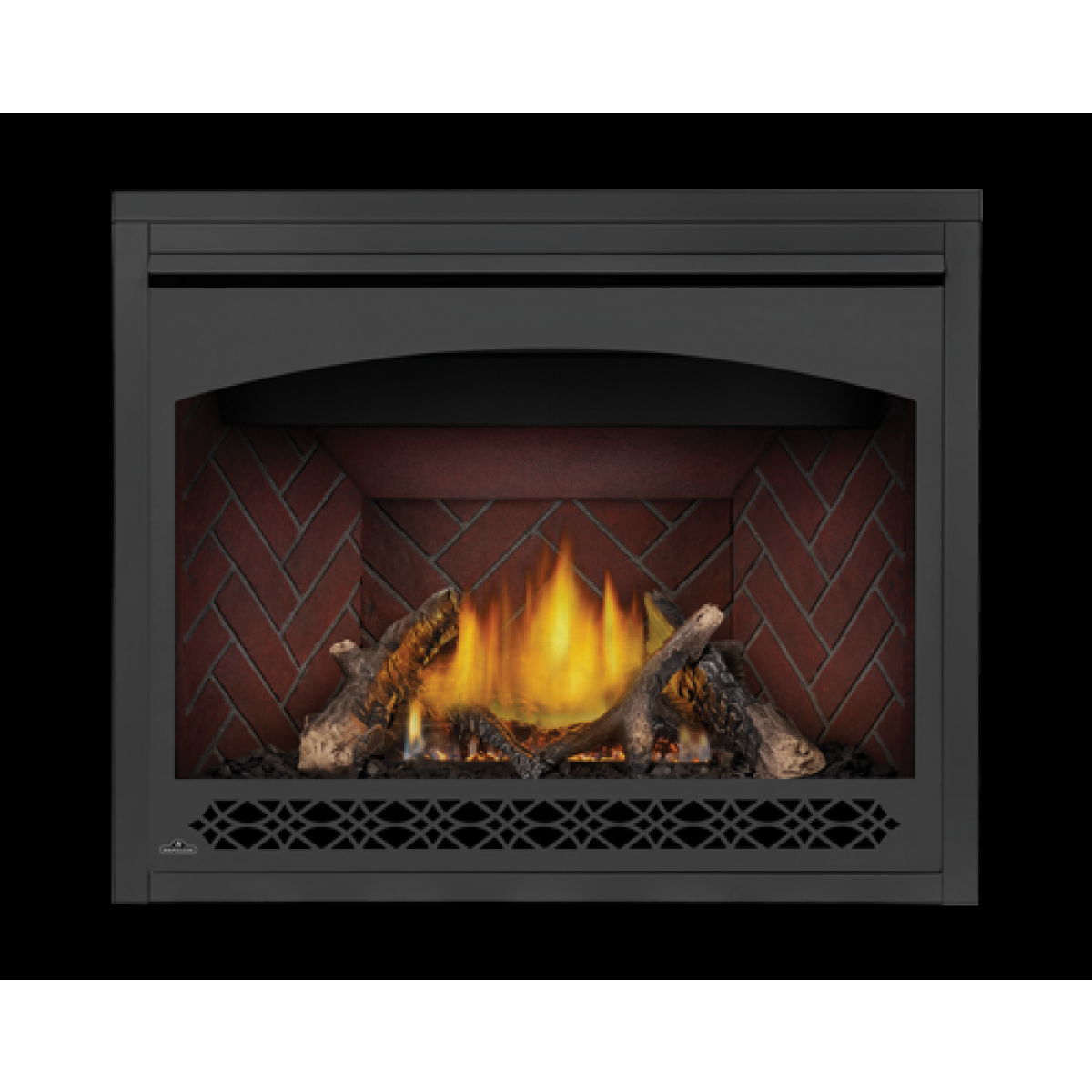 Napoleon Gx42ptre Direct Vent Propane Gas Fireplace