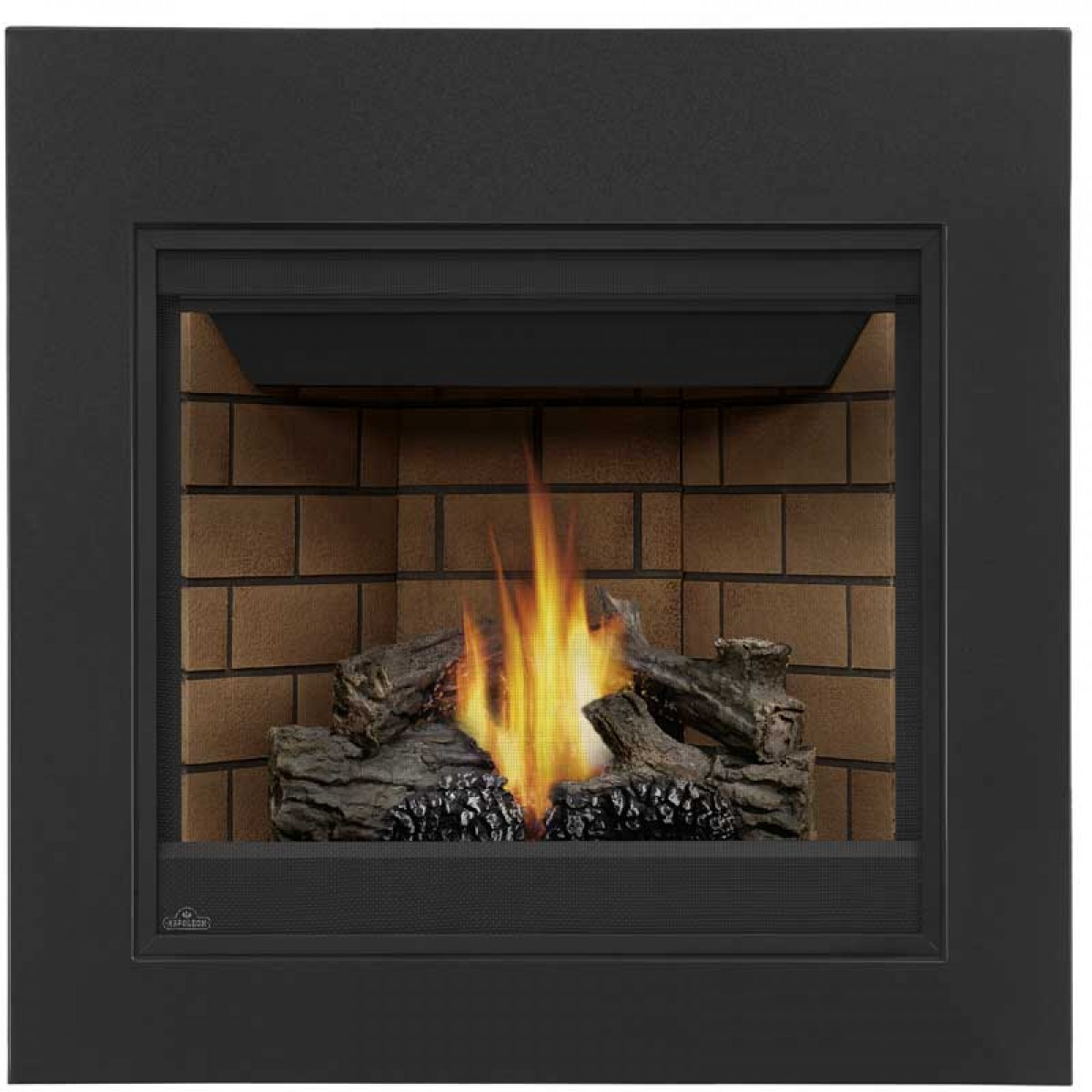 Napoleon B35nte Ascent 35 Natural Gas Fireplace Electronic At Ibuyfireplaces