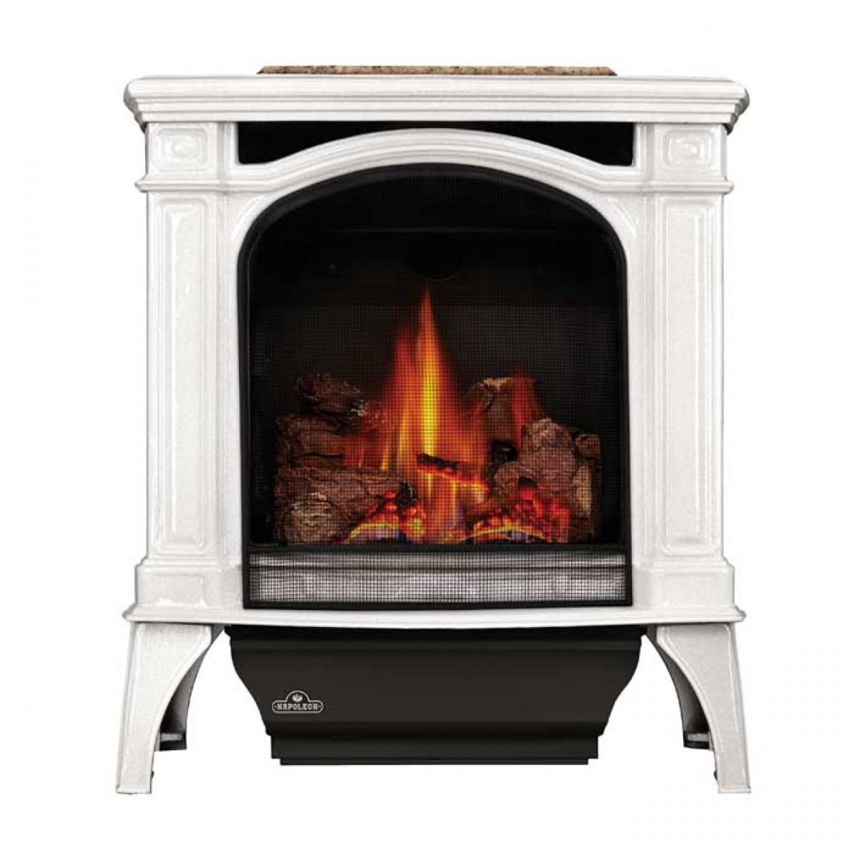 Napoleon Gds25nnsb Bayfield Cast Iron Natural Gas Stove