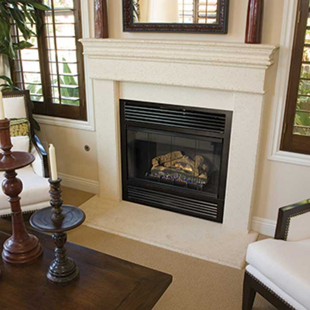 IHP Superior BCT2536 B-VENT Gas Fireplace