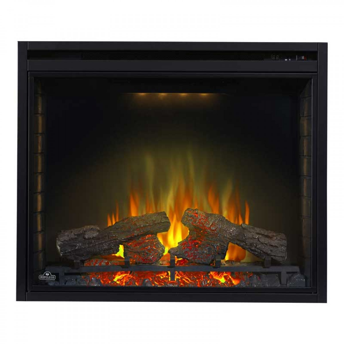 Napoleon ascent 33 electric fireplace at ibuyfireplaces for Electric fireplace pics