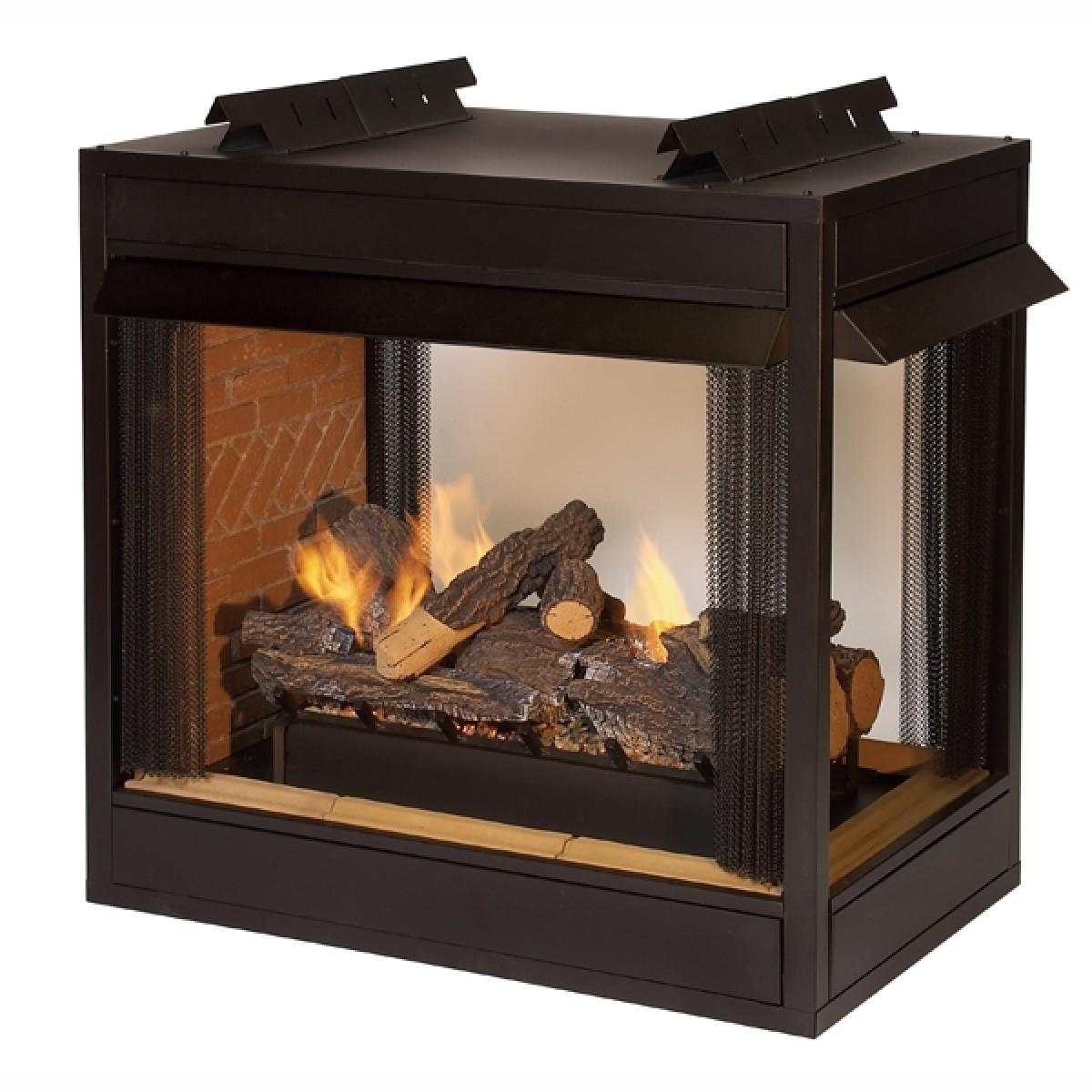 Empire Vfp36pb2el Premium Vf 36 Quot Peninsula Firebox
