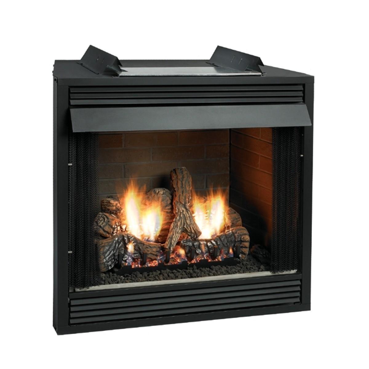 Empire Vfp36fb0l Premium 36 Quot Vent Free Firebox Louver At