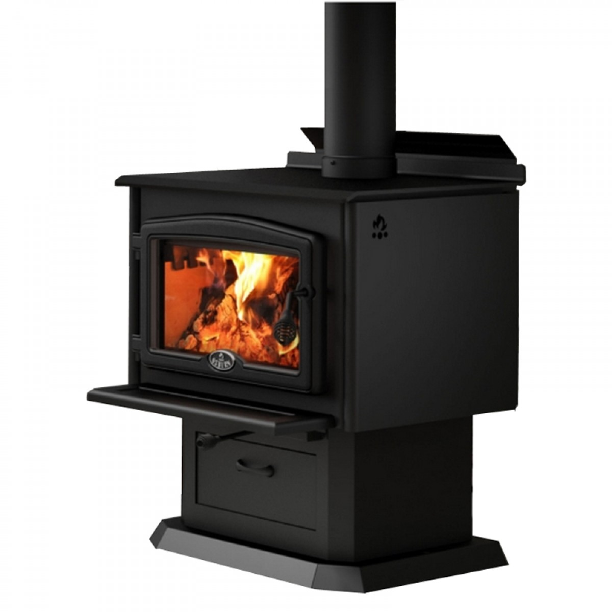 Osburn 2000 Large Wood Stove Epa W Blower