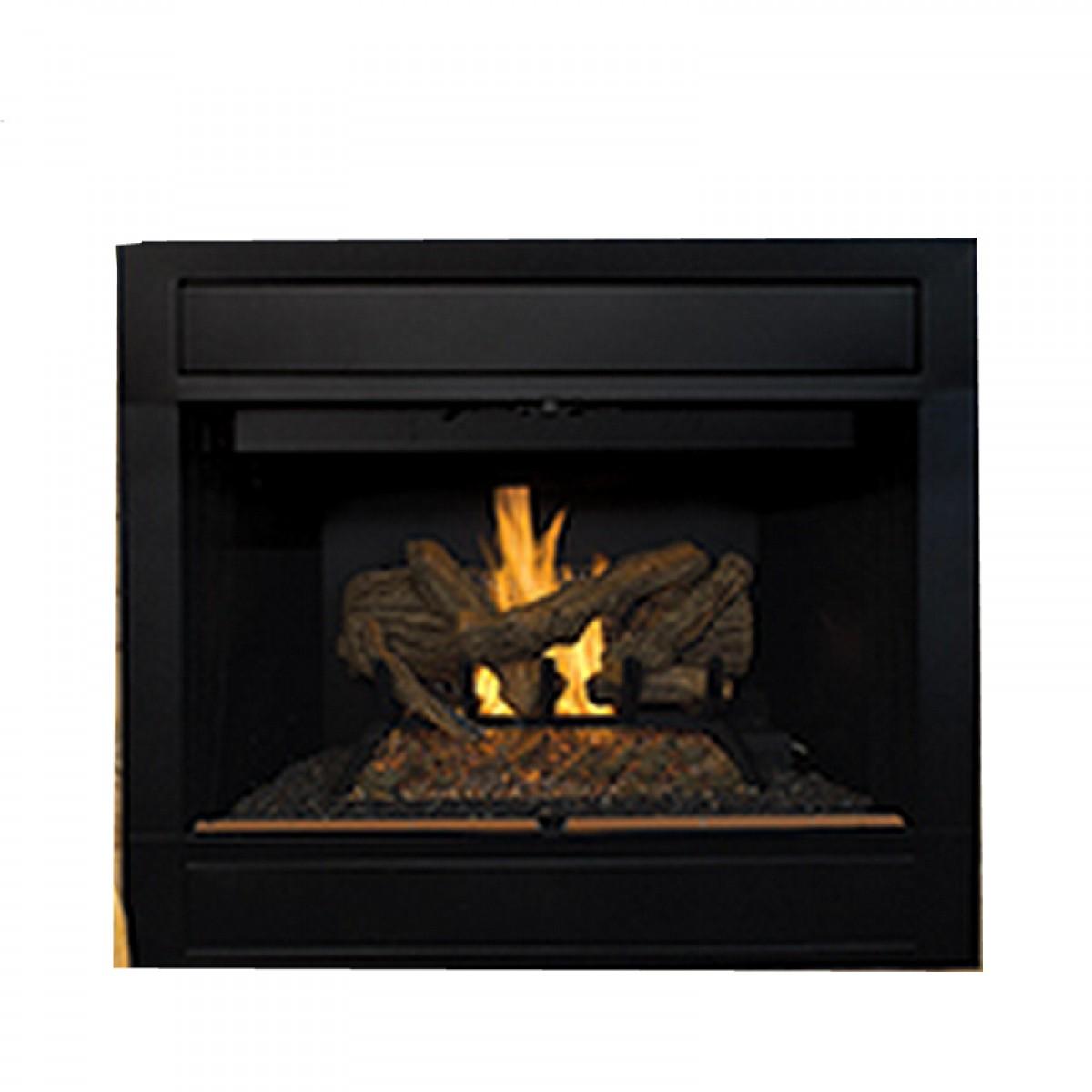 ... IHP Superior BRT4000 B-VENT Gas Fireplace ... - IHP Superior BRT4500 B-VENT Gas Fireplace