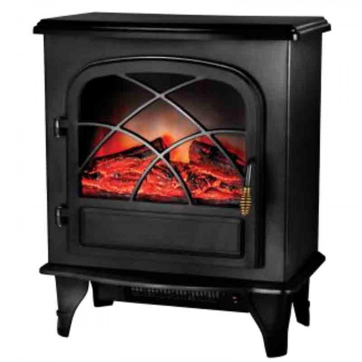 comfort glow eqs5140 the sanibel w quartz electric stove. Black Bedroom Furniture Sets. Home Design Ideas