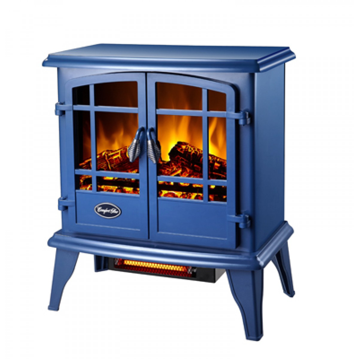 Comfort Glow Eqs133 The Keystone Electric Stove Steel Blue