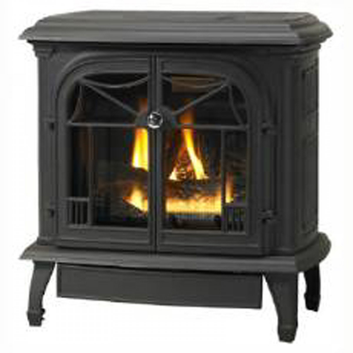 Natural Gas Wood Stove Vent Free