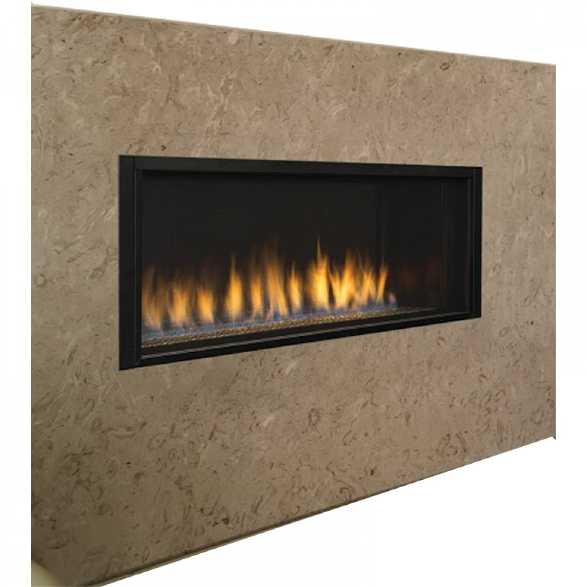 Ihp Superior Drl4543ten 43 Dv Linear Ng Fireplace