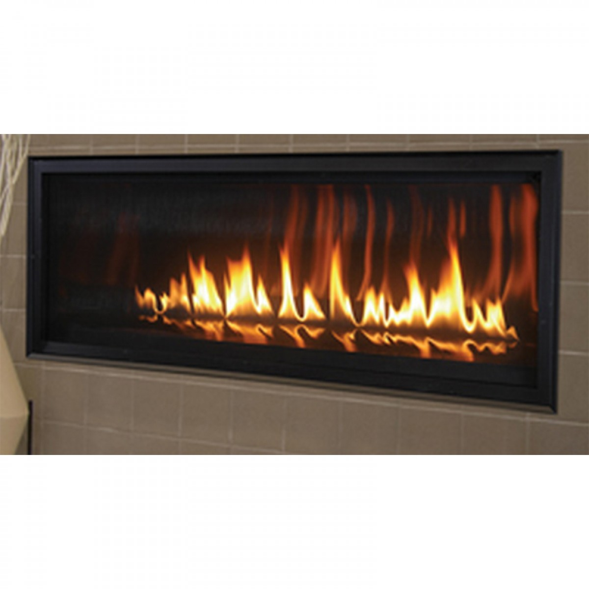 Vent Free Linear Fireplace Natural Gas