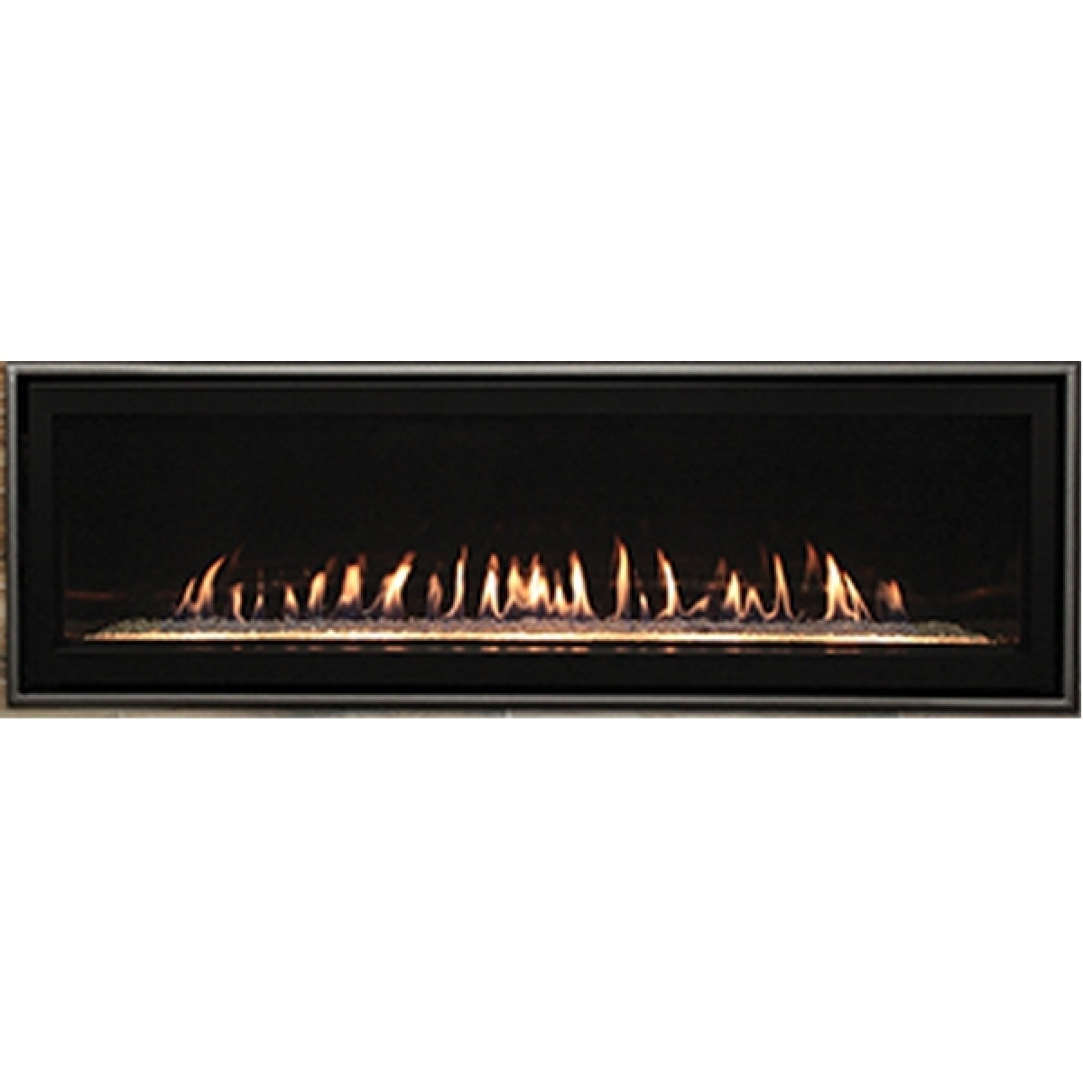 Empire Boulevard 48 60 Direct Vent Linear Contemporary Gas Fireplace