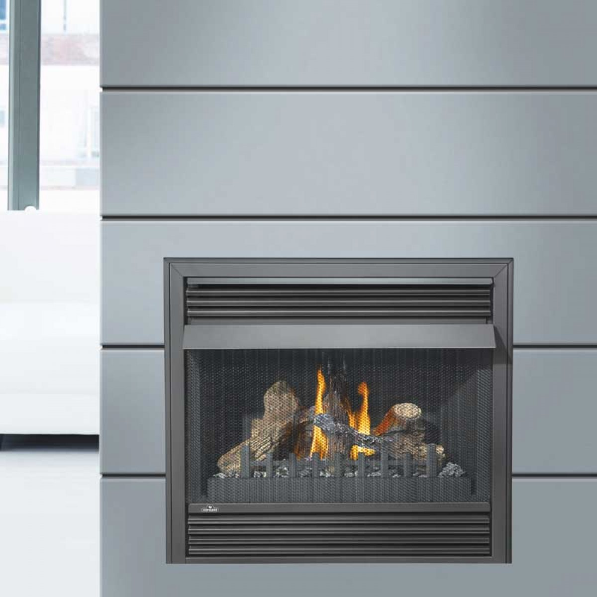 Napoleon GVF36 2N Vent free Natural gas fireplace at