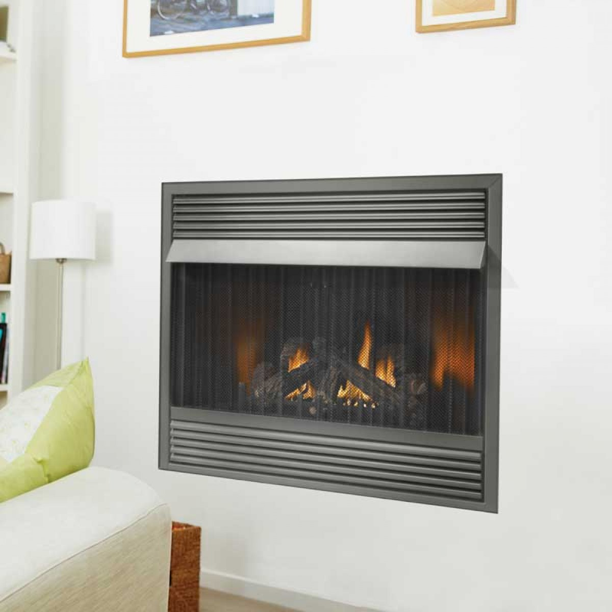 napoleon grandville vent free gas fireplace