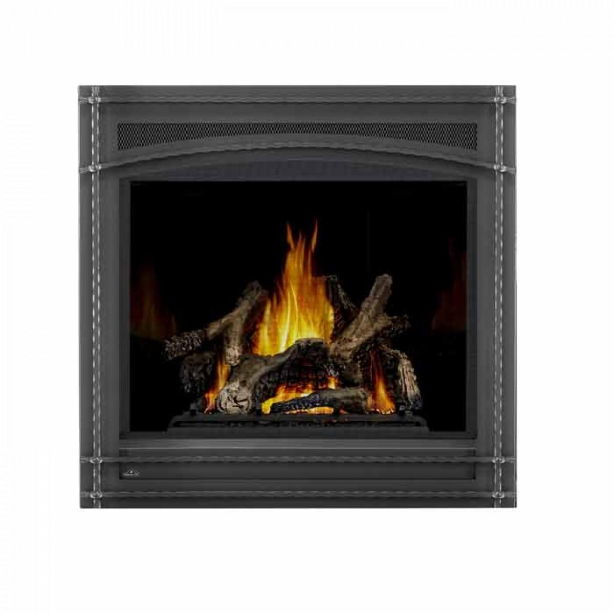 Napoleon GX70PTE Ascent X 70 DV LP Propane Fireplace