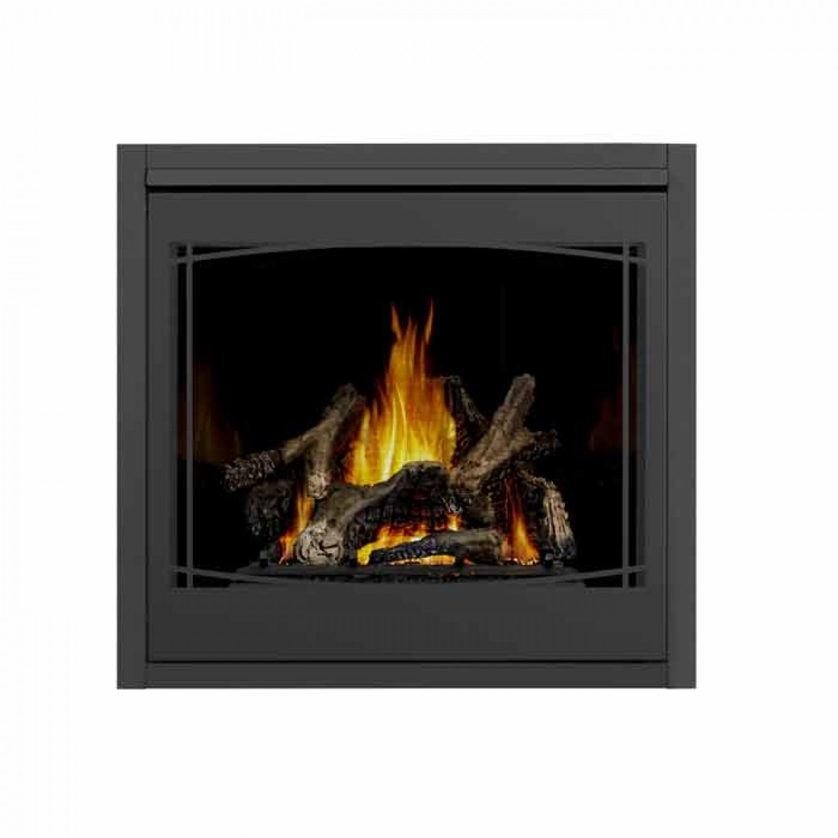 Napoleon Gx70pte Ascent X 70 Dv Lp Propane Fireplace