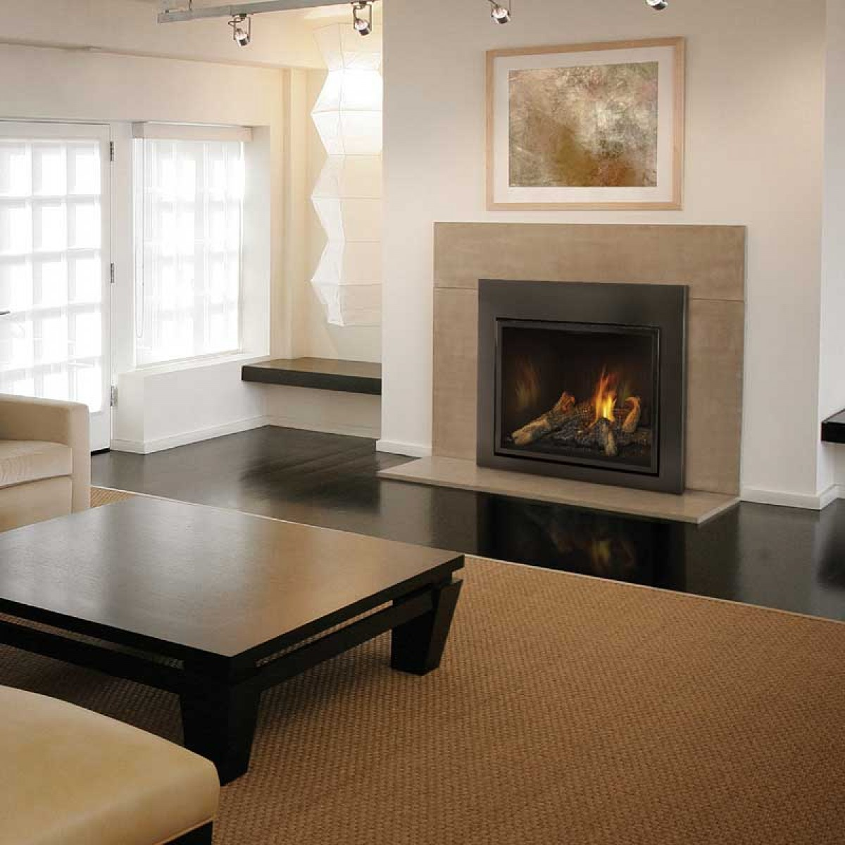 gas direct vent fireplaces archgard fireplace