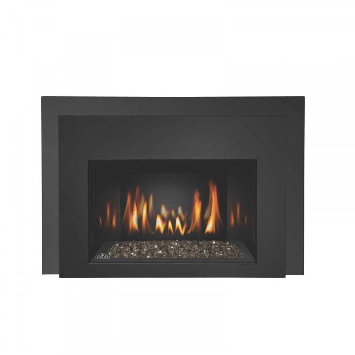Napoleon Fireplace Inserts napoleon xir3nsbdeluxe gas