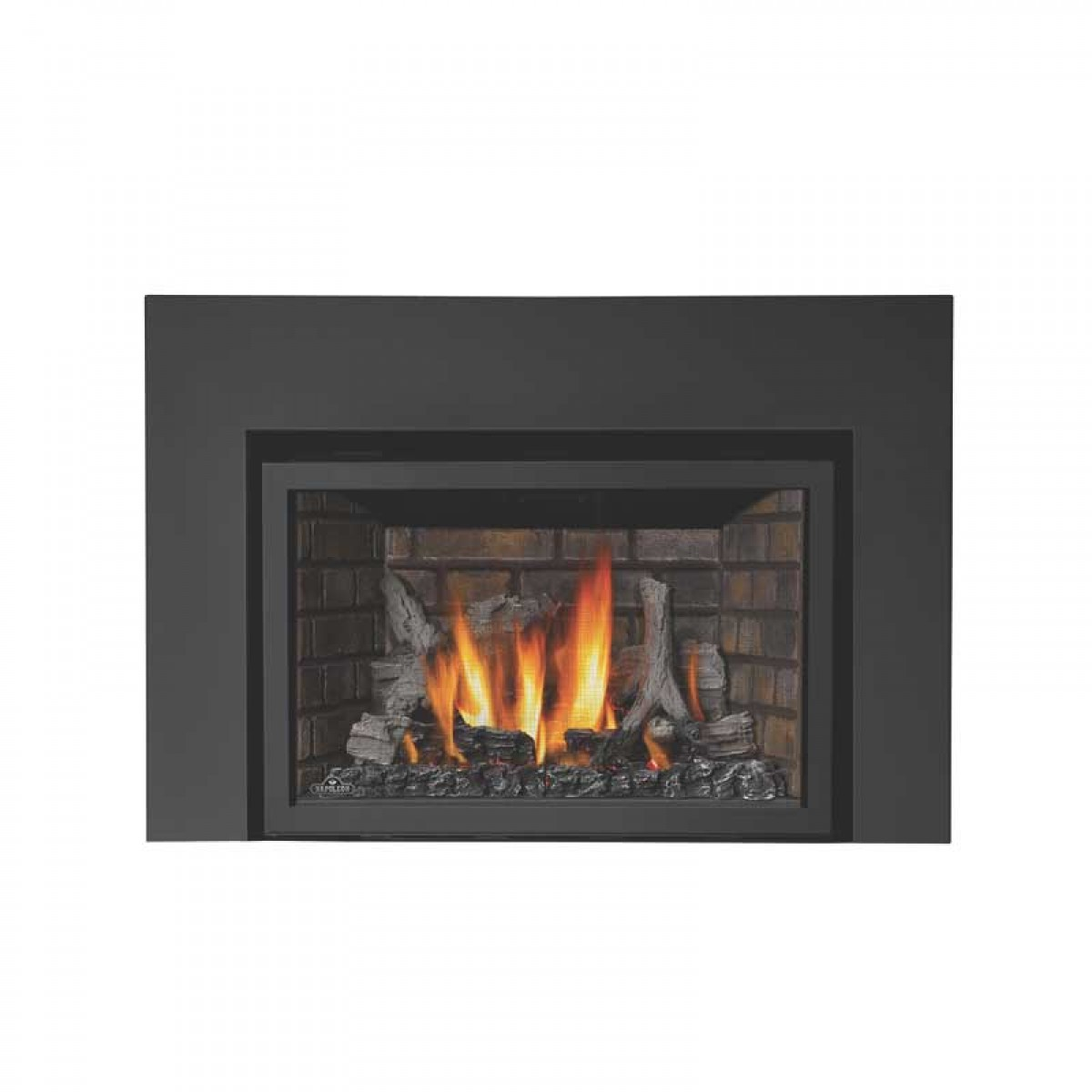 Chimney Free Infrared Fireplace Electric Media Mantel