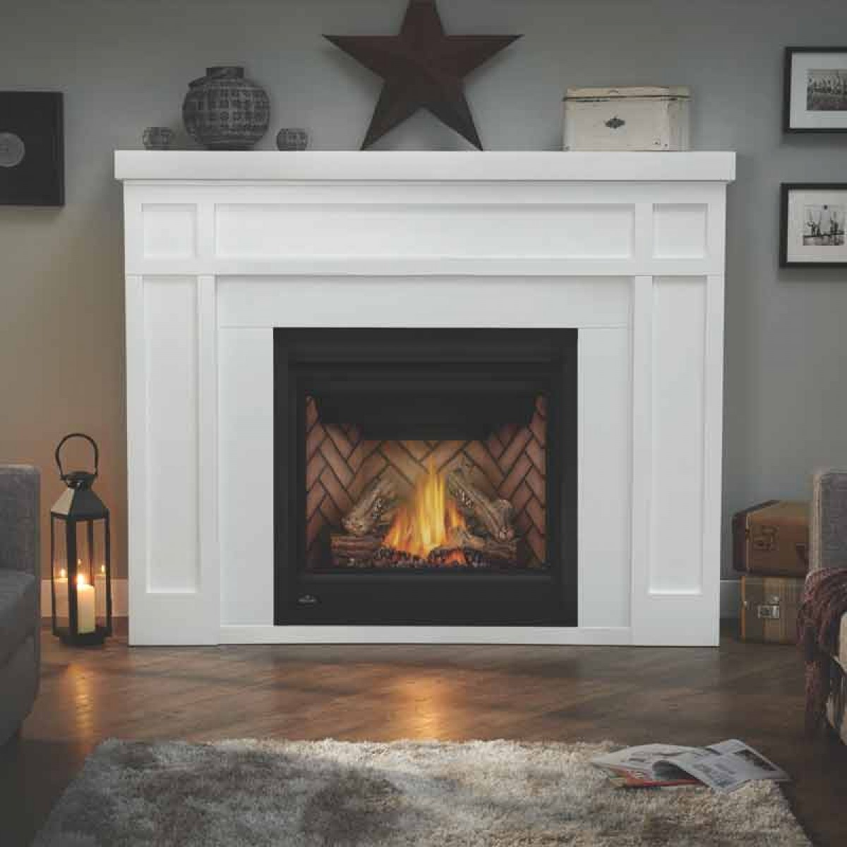 empire keenan mantels me gas fireplace mantel