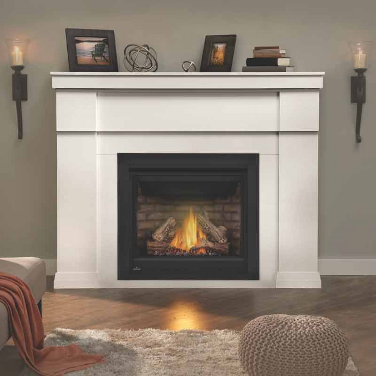 napoleon imperial keenan mantels mi gas fireplace mantel. Black Bedroom Furniture Sets. Home Design Ideas
