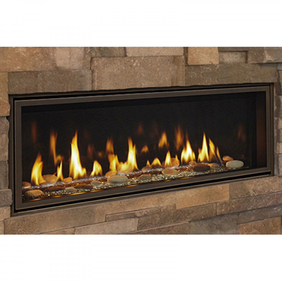 Majestic Echelon Ii 36 Quot Ng Direct Vent Fireplace Echel36in