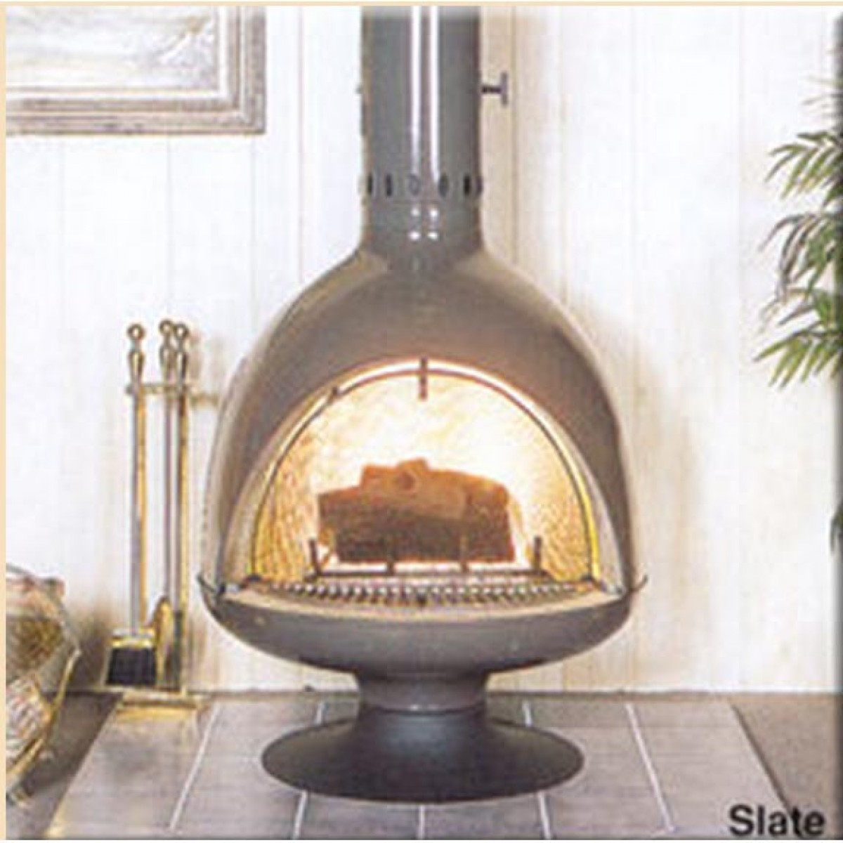 porcelain gas wood a colors black matte or malm spin fire burning fireplaces fireplace