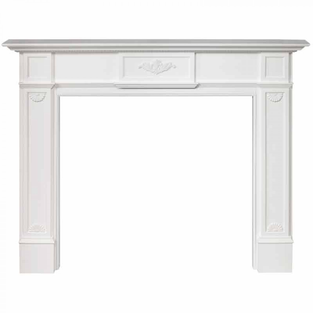 Pearl Mantels The Monticello Fireplace Mantel 530 48 At