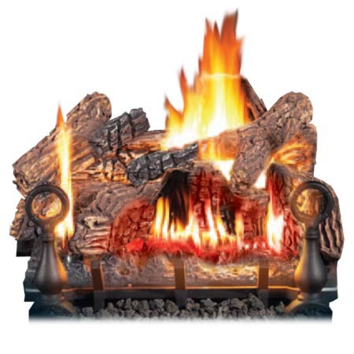 Napoleon Gl Vented Natural Gas Log Sets At Ibuyfireplaces