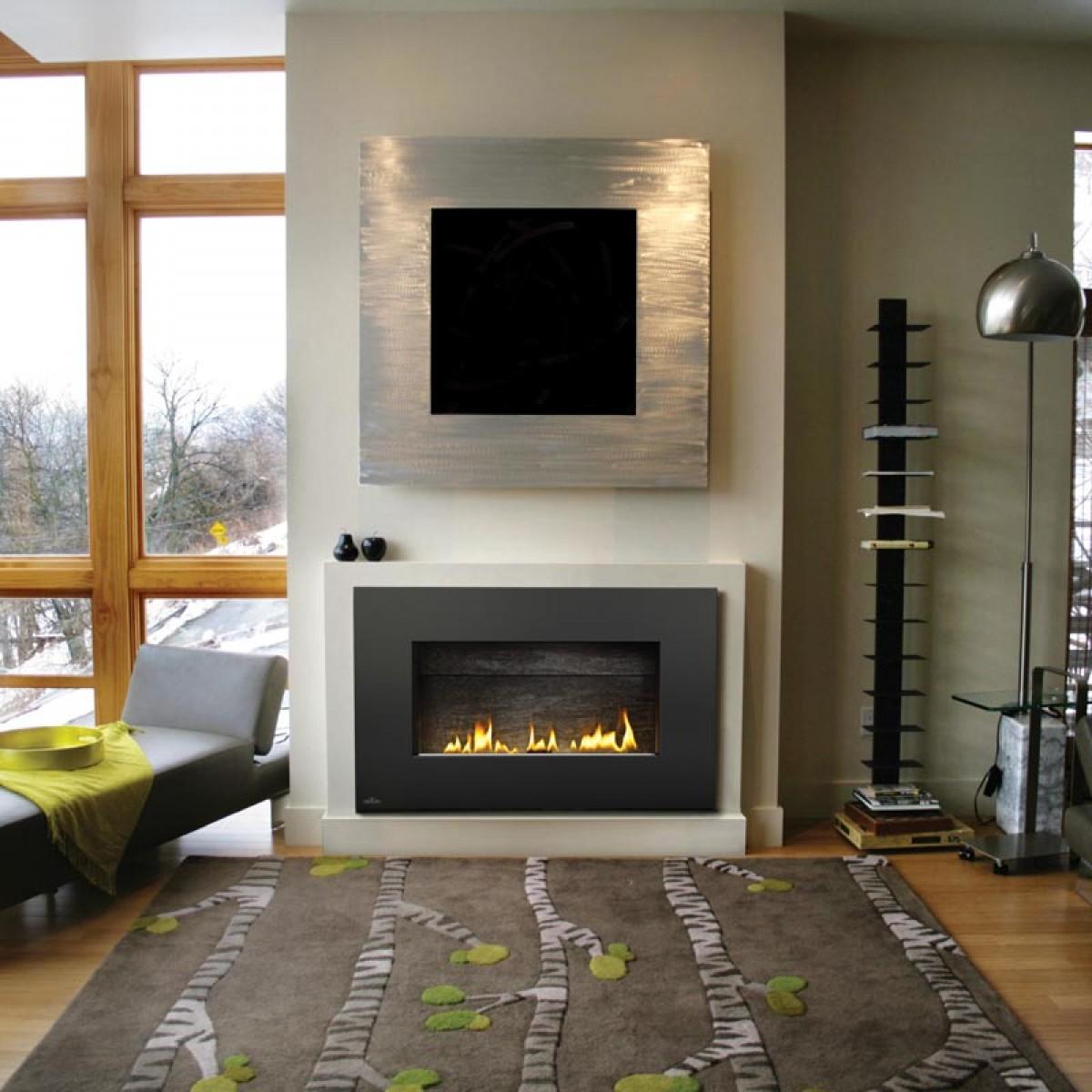 Napoleon Whvf31 Plazmafire Vent Free Gas Fireplace W Slate
