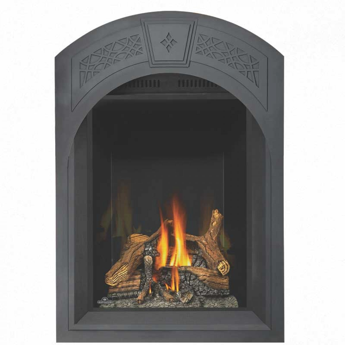 Napoleon Gd82nt Paesb Park Avenue Top Vent Natural Gas Fireplace At Ibuyfireplaces