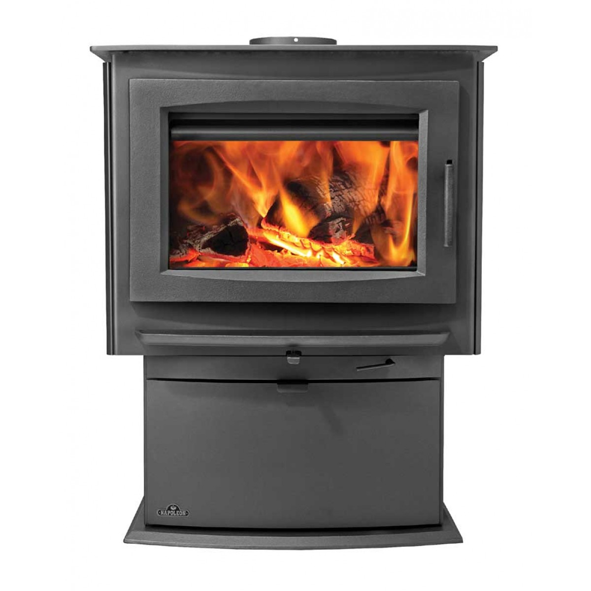 Napoleon s series wood burning stove at ibuyfireplaces Wood burning stoves