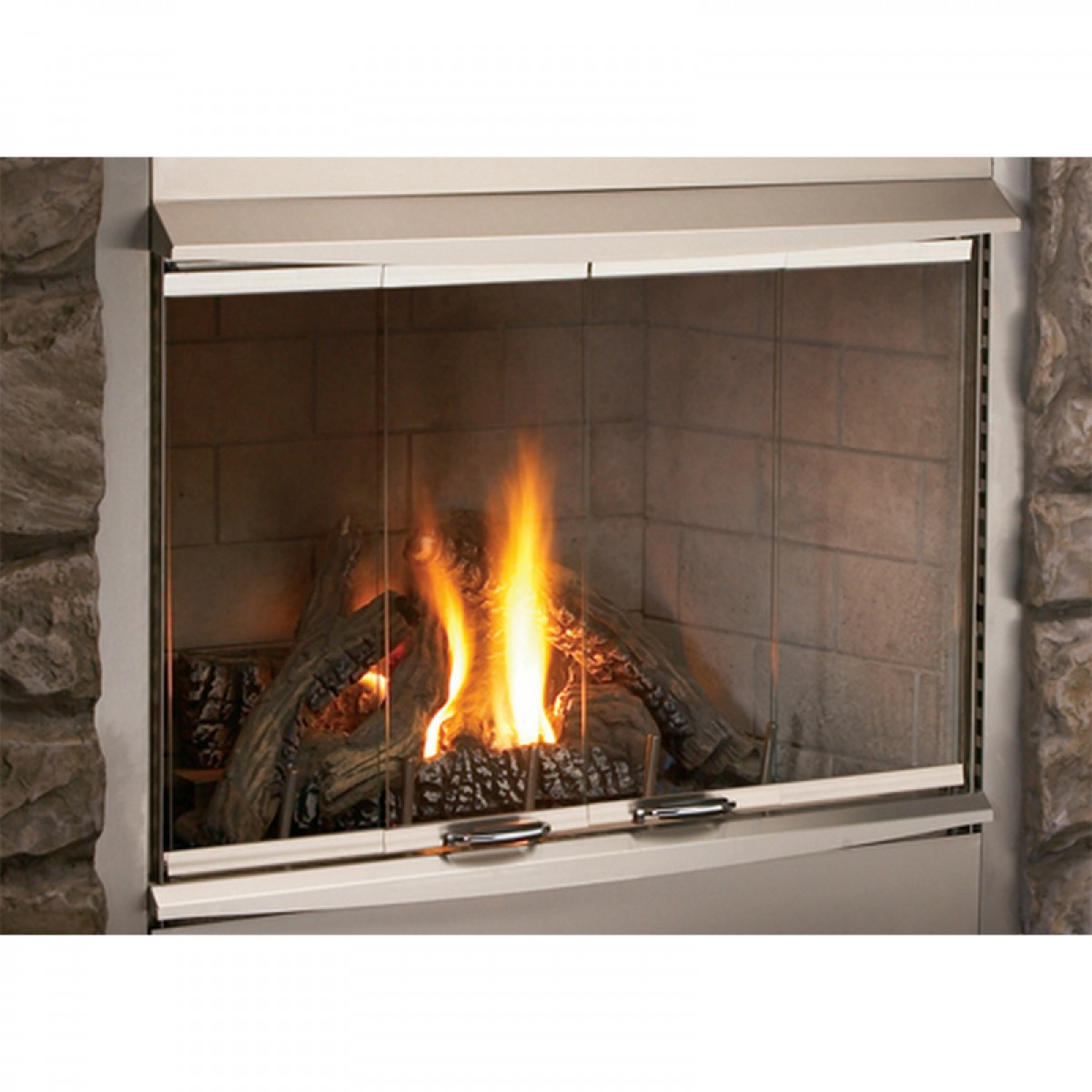 ihp superior vre4336pen 36 ng ventfree fireplace white