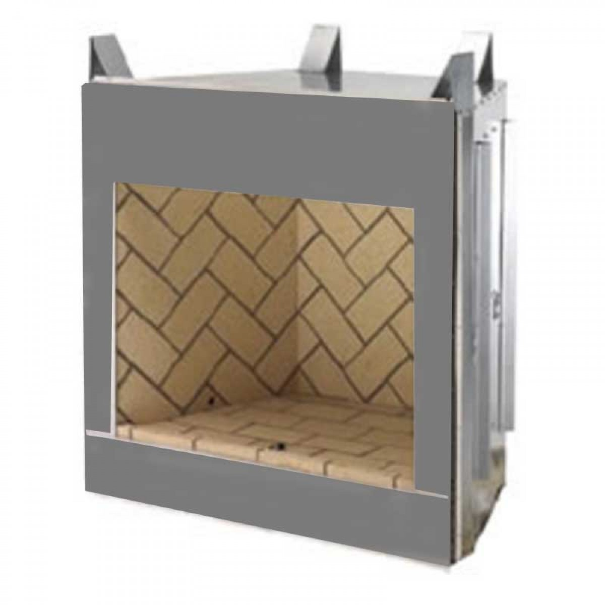 ihp superior vrt3500 universal vent free circulating gas firebox