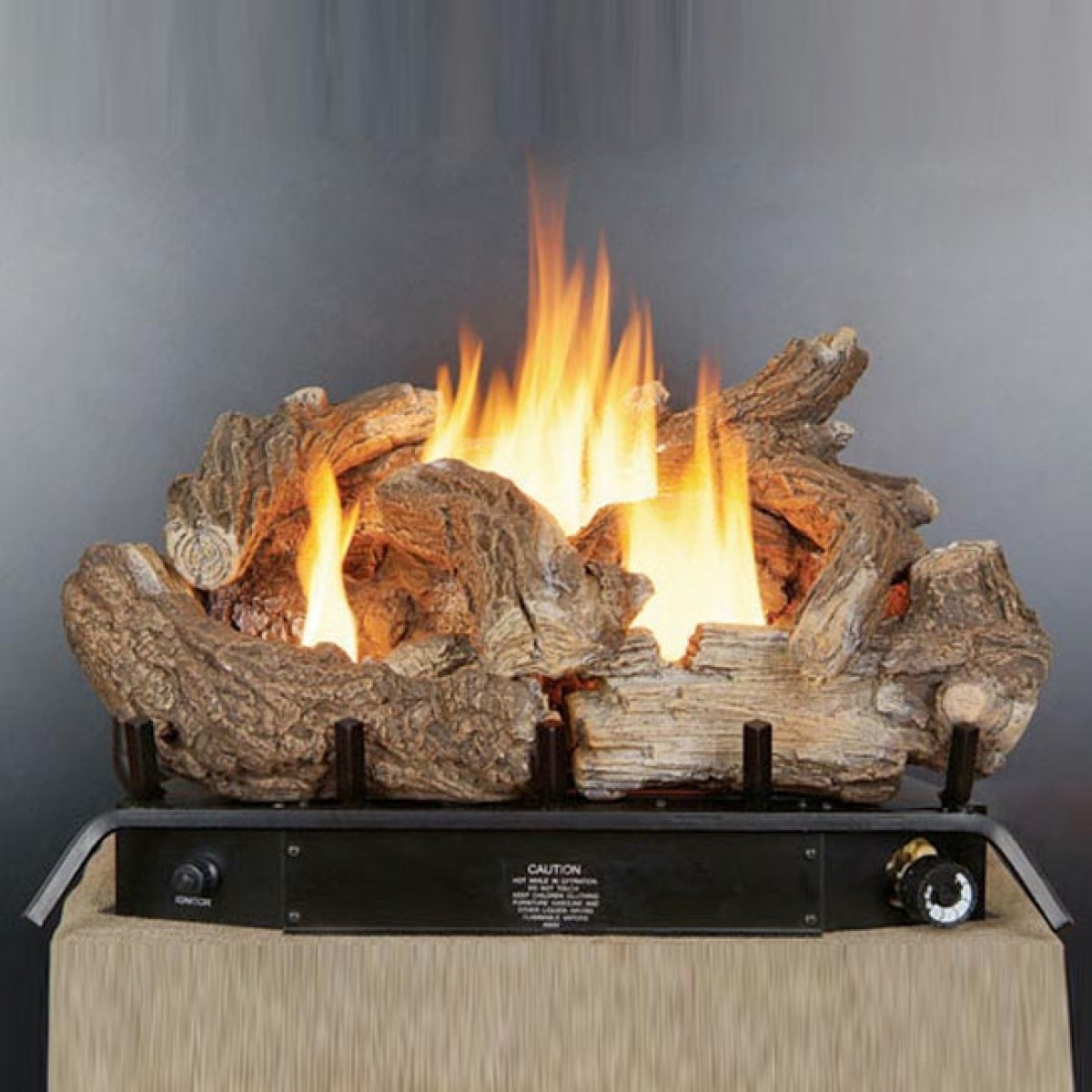 24 Quot Vent Free Log Set With Thermostat Gld2450
