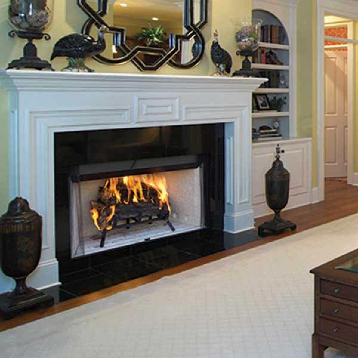 Ihp Superior Wrt Wct3000 Wood Burning Fireplace