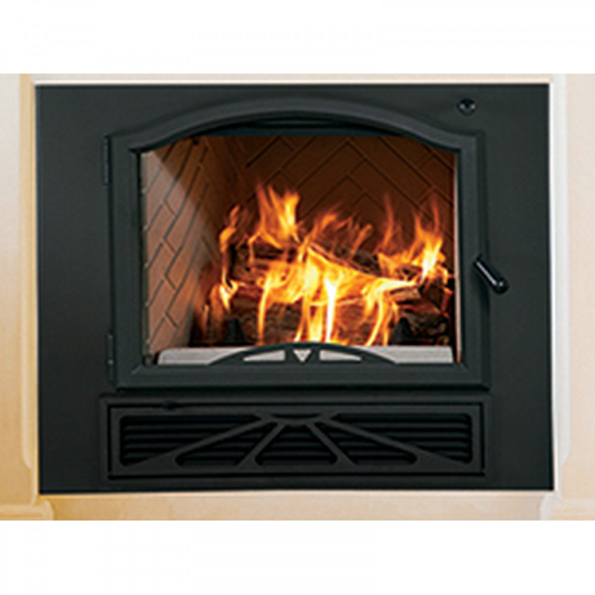 Ihp Superior Wrt4820ws Epa Phase Ii Fireplaces Traditional White Smooth