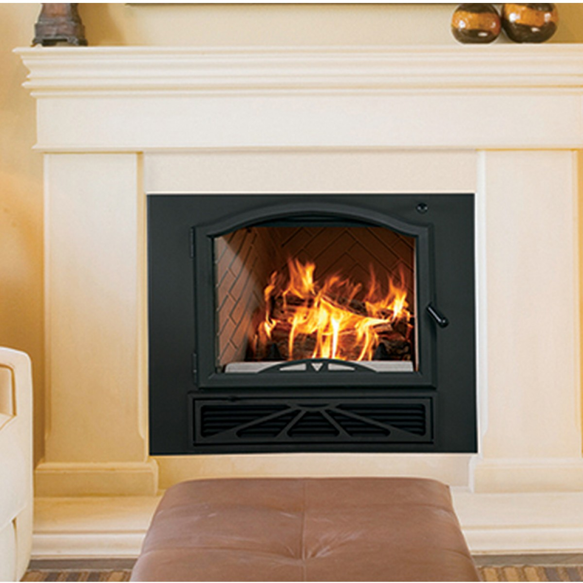 Ihp superior wrt wct2000 wood burning fireplace for New construction wood burning fireplace