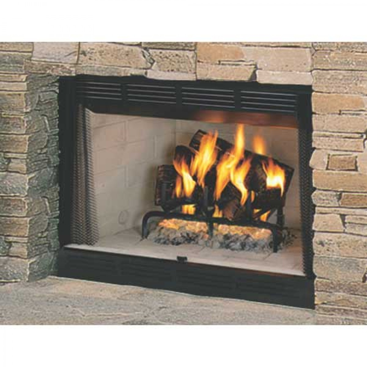 Wood Burning Fireplaces plus Wood Fireplace Hearth models at iBuyFireplaces