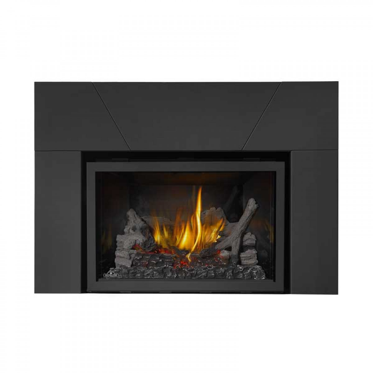 napoleon xir3nsbdeluxe gas fireplace insert at