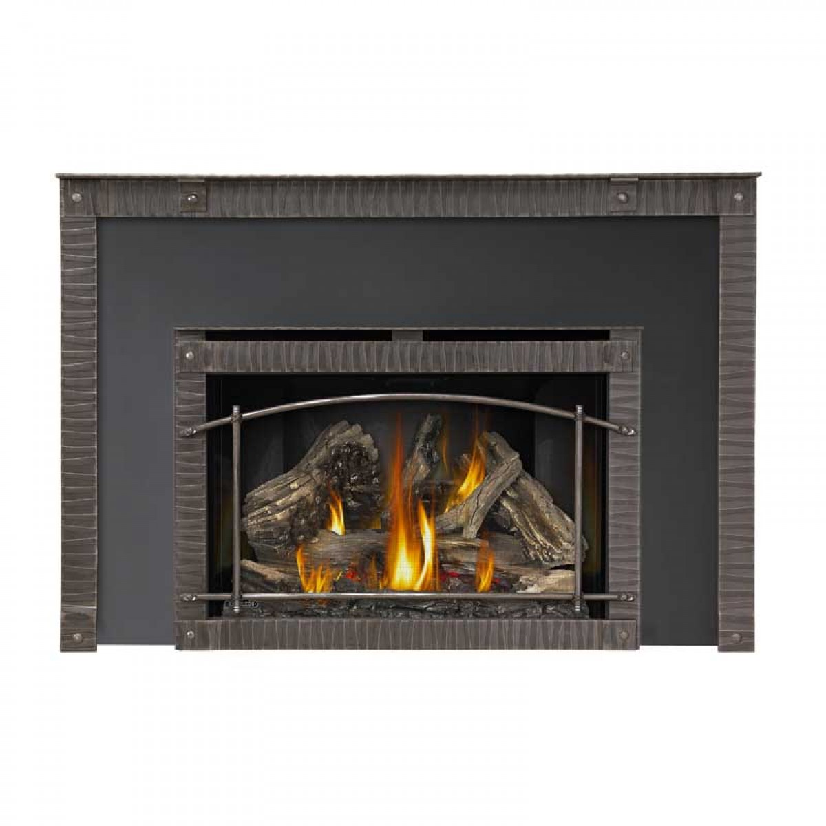 Napoleon Xir4n 1 Large Deluxe Natural Gas Fireplace Insert
